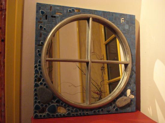 le miroir de Fabrice