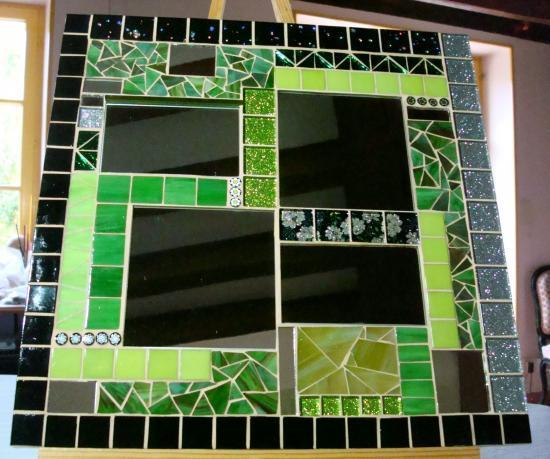 vert de noir