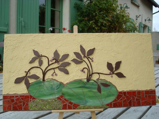 Sdf cherchant famille d 39 accueil for Peinture mosaique